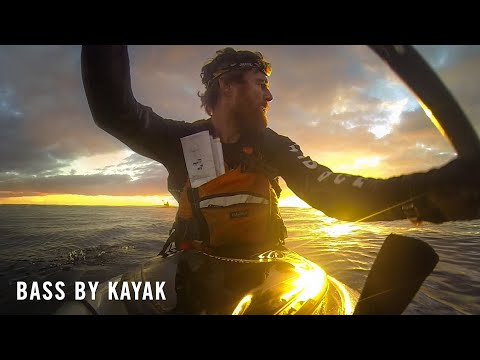 THE LONG CROSSING | Bass by Kayak - Ep. 4