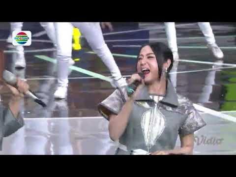 INUL DARATISTA DEWI PERSSIK Ajak Goyang Bum Bum I Konser Terima Kasih Indonesia Untuk Para Juara