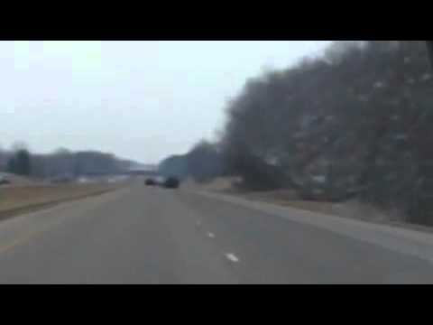 Pure Road Noise: Interstate 69 Southbound in Indiana