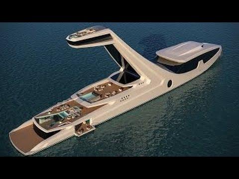 Shaddai Mega Yacht