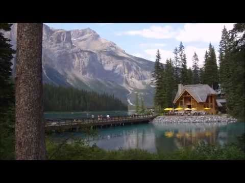 Emerald lake British Columbia