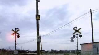 JR肥薩線#02(隼人駅~日当山駅間)下内村踏切 thumbnail