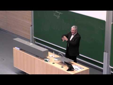 Geld als Denkmodell (Karl-Heinz Brodbeck) [Ringvorlesung Geld- und Finanzsystem #1]