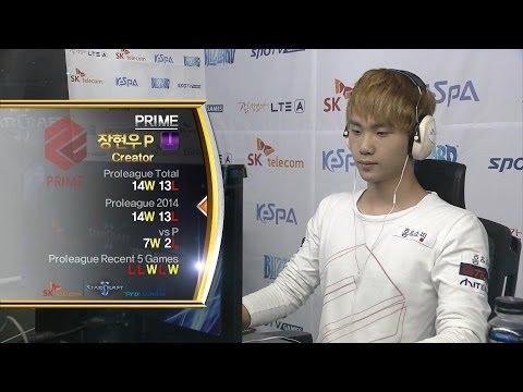 [SPL2014] Classic(SKT1) vs Creator(PRIME) Set4 King Sejong Station -EsportsTV, SPL2014