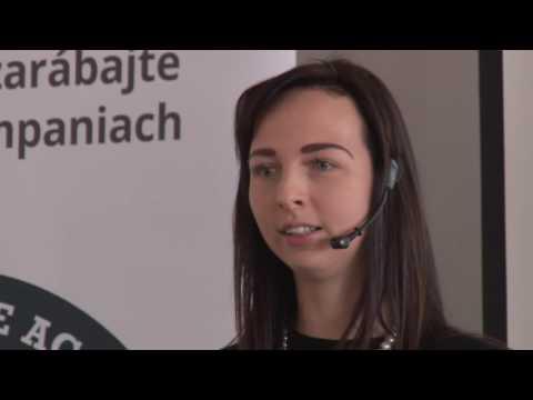 Osobná značka, ktorá ťa predá - Janka Chytráčková - BarCamp Bratislava 2016