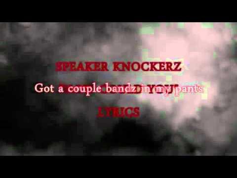 Speaker Knockerz Rico Story Lyrics