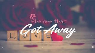 The One That Got Away - Katy Perry | Brielle Von Hugel Cover | (Lyrics / Lyric Video)