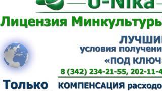 видео Лицензия Министерства культуры РФ на реставрацию