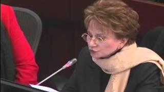 El eufemismo de la palabra 'paz' ha obnubilado el buen juicio del Gobierno: Ana Mercedes Gómez