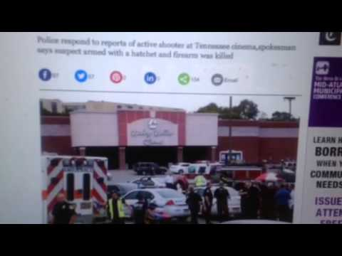 Antioch, Tenn Theater Shooting Update