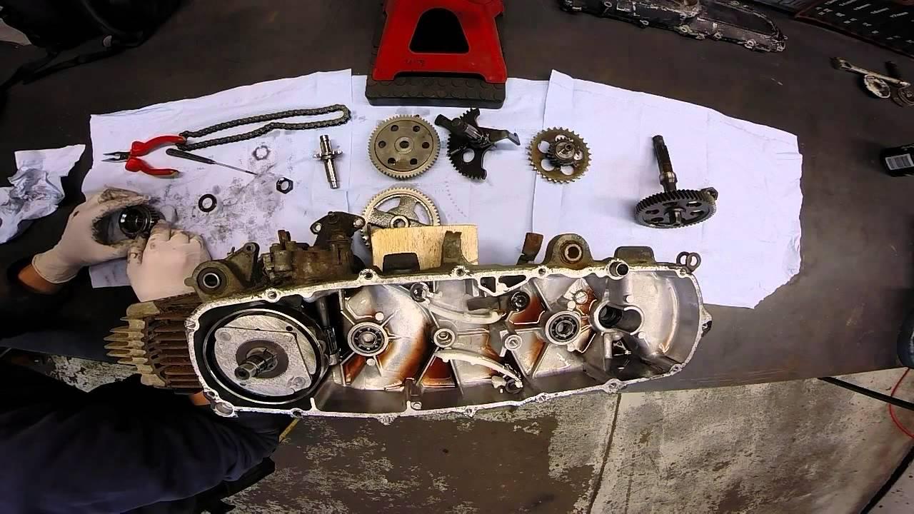 Suzuki FZ50 engine inside  YouTube
