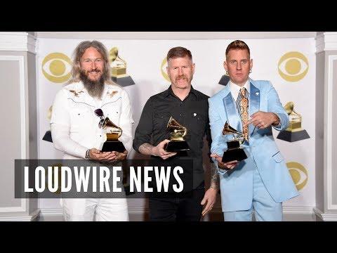 Mastodon Win 2018 Metal Grammy, Foo Fighters Take Best Rock Song