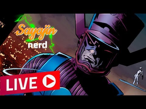 [🔴Live] Marvel Future Fight | ajudando a galera no galactus !