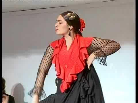 30/04/2016 TVEC XVII Concurso Andaluz Jóvenes Flamencos