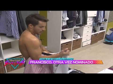 """Francisco: """"Solano es una chica más para mi"""""""
