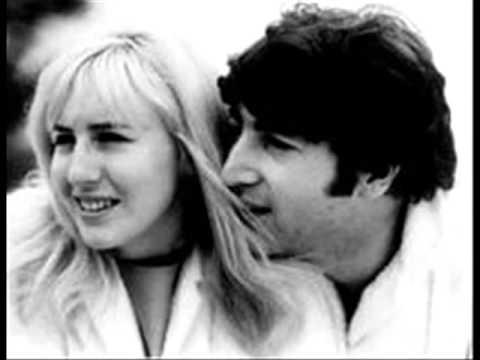 John Lennon & Cynthia Lennon