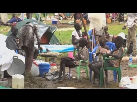 South Sudanese refugees double in the DRC - UN