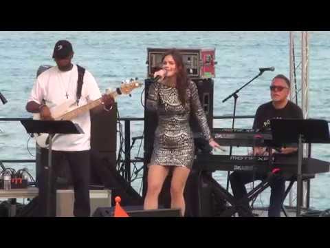 Lindsey Webster - Live - Detroit (St. Clair) - Open Up - 2018aug18