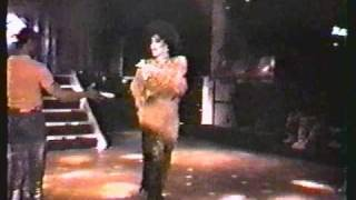 Miss Toni Lenoir Performing @ Charades in Charlotte Late 80