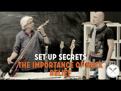 Set Up Secrets: The Importance of Neck Relief - with Scott's Bass Lessons