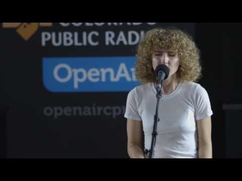 "Tennis plays ""Ladies Don't Play Guitar"" at CPR's OpenAir"