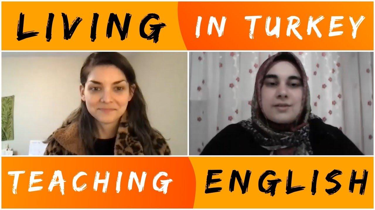 Amerikalı Hocamla Yıllar Sonra Türkiye'de Yaşamak ve İngilizce Öğretmek Deneyimine Dair Konuştuk - I