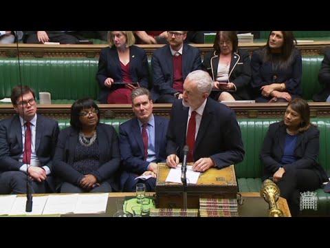 Asciende a ocho el número de diputados que abandonan el Partido Laborista británico