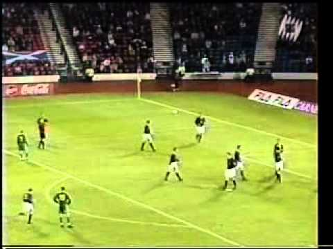Scotland vs Australia (0:2) Friendly in 2000