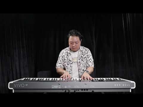 Dexibell VIVO S7演示(下)/梁华刚/键盘中国论坛