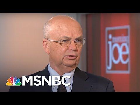 Former CIA Head On Waterboarding, Torture | Morning Joe | MSNBC