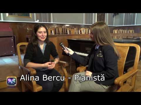 Interview cu Alina Bercu