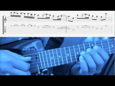 Flamme Kapaya - Soukous Guitar Transcription - Kibuisa Mpipa (Werrason)