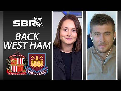 Sunderland vs West Ham 03/10/15 | Premier League Football Bets