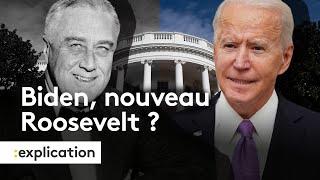 Biden est-il le nouveau Roosevelt ?