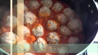 Куринарный рецепт Второе блюдо Сэндвич  Спагетти  Маринара 2 рецепта