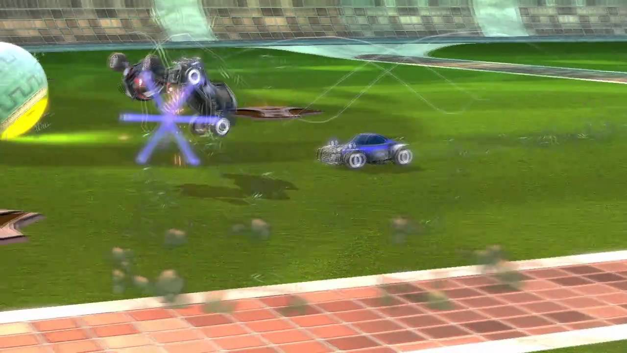 Supersonic Acrobatic Rocket Powered Battle Cars Gameplay Trailer Youtube