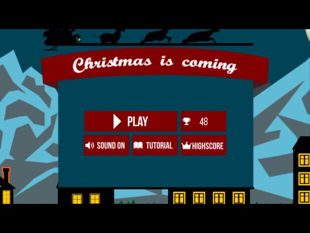 Christmas is Coming mobile game