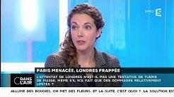 Paris menacée, Londres frappée - Les questions SMS 15.09.2017