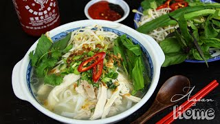 Asian at Home  Chicken Pho (Phở Gà)
