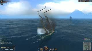 Парусная подводная лодка