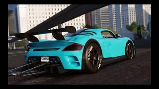The Crew2 Drag racing gameplay…