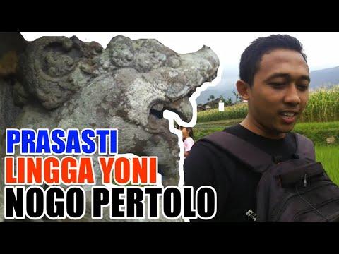 Nugas Sejarah ~ Prasasti Lingga Yoni Nogo Pertolo