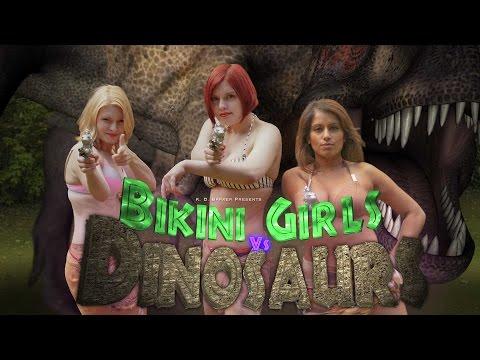 Bikini V TrailerhdYoutube Dinosaurs Girls Extinction QthrBsCdx
