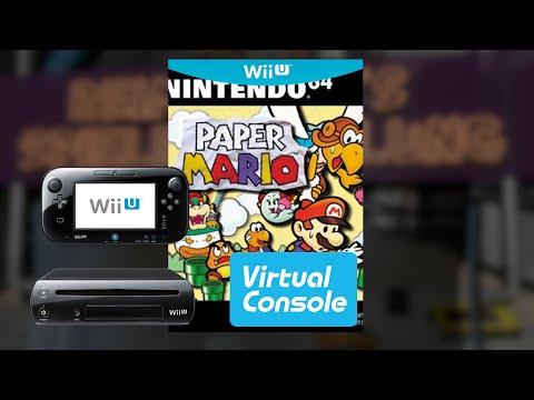 Gameplay : Paper Mario [WII U]
