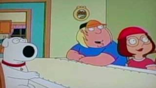 family guy- lacking morial fiber