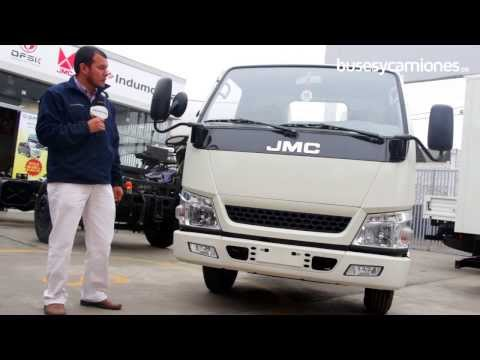 JMC Carrying 3.2 T 2013 l Video en Full HD l Presentado por BUSESYCAMIONES.pe