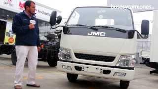 JMC Carrying 3.2 T 2013 l Video en Full HD l Presentado por BUSESYCAMIONES.pe