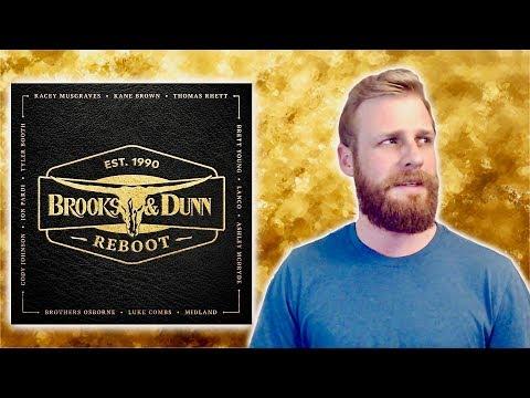 Brooks & Dunn - Reboot   Album Review