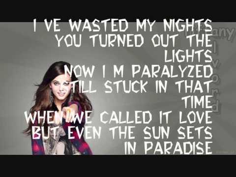 Tiffany Alvord Ft. Jervy Hou - Payphone - Lyrics