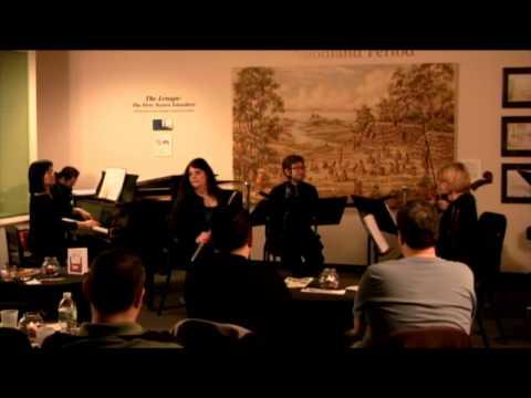 Musical Chairs Chamber Ensemble - Staten Island Museum - Mar 29th, 2014 - 7:30pm